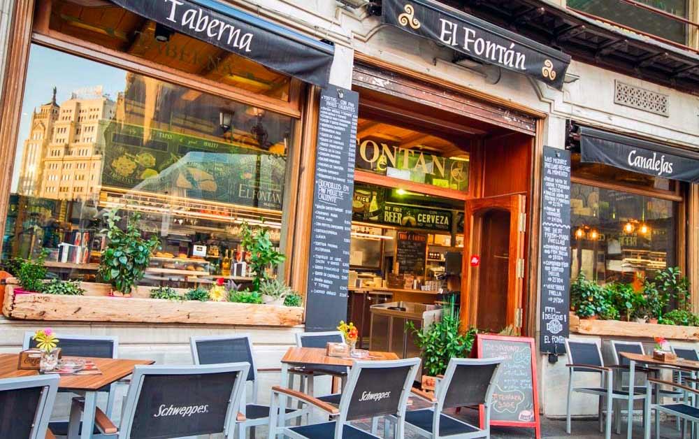 The best terrace in Madrid