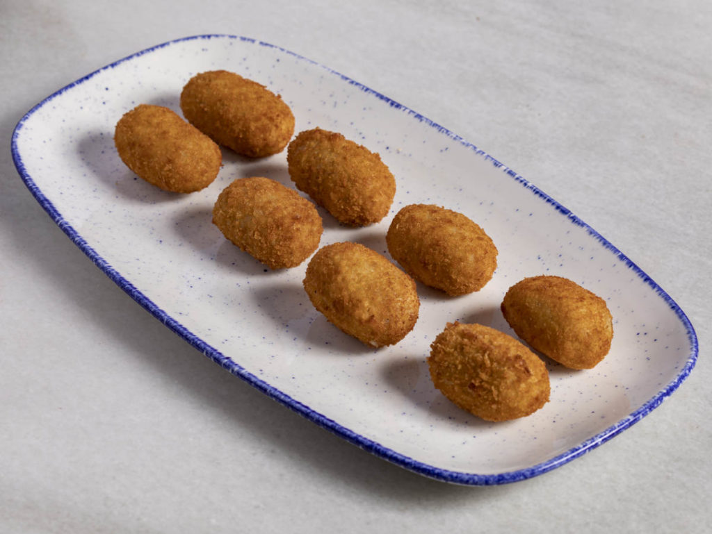 The best croquettes in Madrid center